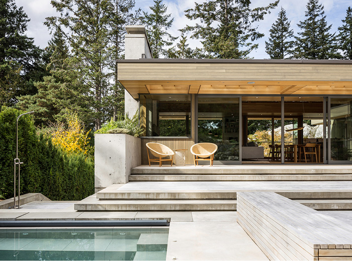 Michel Laflamme Architect Horseshoe Bay Residence home contemporary architecture